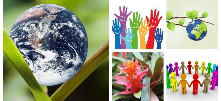 One Planet-Many Gardens-One People